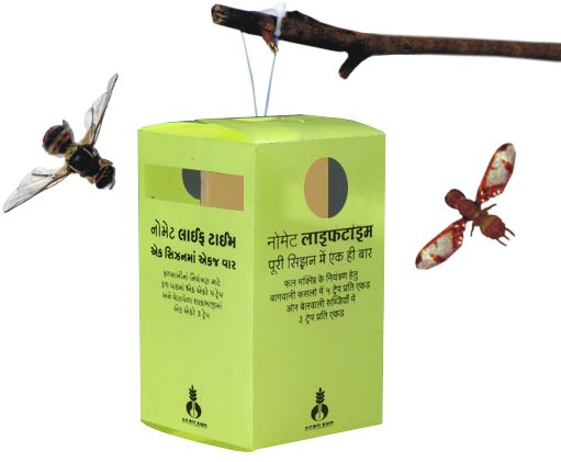 PHEROMONE TRAP FOR FRUIT FLY. AGRILAND BIOTECH LTD